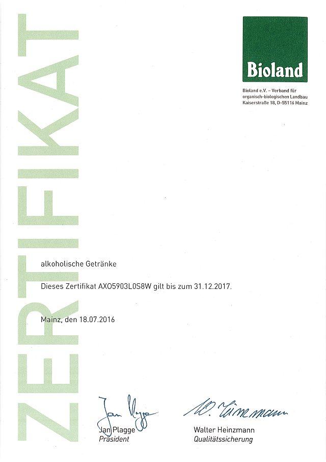 Bioland ZERTIFIKAT_Seite_2 - HP